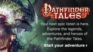 Pathfinder Tales on Audible