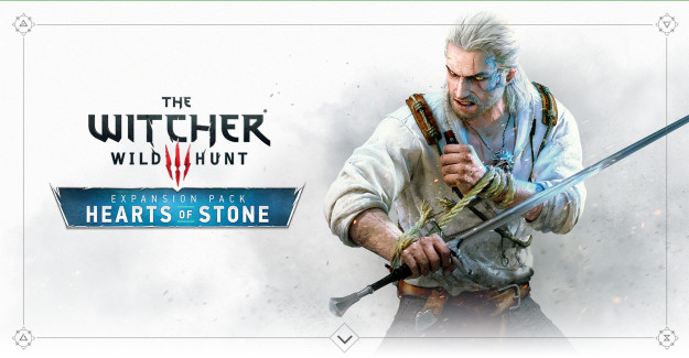 The Witcher 3: Hearts of Stone Banner